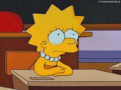 New party member! Tags: reaction the simpsons sad season 2 simpsons feels cry lisa lisa simpson grief lisas substitute