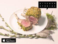 Ich koche Lammkarree mit Pistazienkruste und Rosmarin-Polenta mit Kitchen Stories. Einfach köstlich! Hol dir jetzt das Rezept: https://kitchenstories.io/recipe/lammkarree-mit-pistazienkruste-und-rosmarin-polenta