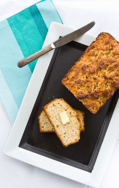 Hatch Chile Cheese Bread