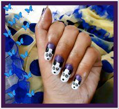 shafu by ashaf57 - Nail Art Gallery nailartgallery.nailsmag.com by Nails Magazine www.nailsmag.com #nailart