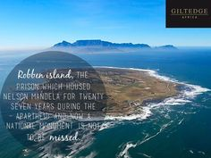 Cape Town | Robben Island Table Mountain, Nelson Mandela, True Beauty, Cape Town, Prison, The Twenties, Africa, Island, City