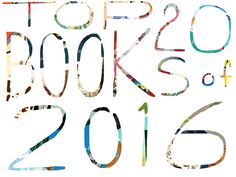Top 20 Books of 2016