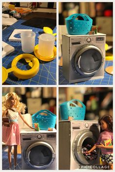 Best Doll House Diy Furniture Barbie Ideas 69 Ideas - All About Decoration Barbie Dolls Diy, Diy Barbie Clothes, Barbie Doll House, Barbie Dream House, Barbie Stuff, Doll Stuff, Barbie House Furniture, Doll Furniture, Dollhouse Furniture