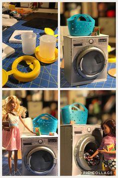 Best Doll House Diy Furniture Barbie Ideas 69 Ideas - All About Decoration Best Doll House, Barbie Doll House, Barbie Dream House, Barbie Dolls, Barbie Stuff, Doll Stuff, Barbie House Furniture, Kids Room Furniture, Dollhouse Furniture
