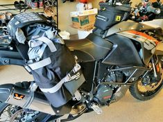 Mosko Moto Reckless 80 fitted to KTM 1190 Adventure