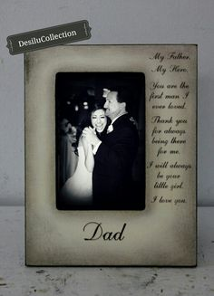 59 Best Father Of The Bride Images In 2019 Wedding Frames Father
