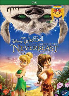 #wow Return to Pixie Hollow for a heartwarming adventure, Disney's #TINKER BELL AND THE LEGEND OF THE NEVER BEAST. An ancient myth of a massive creature sparks t...