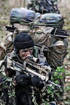 French SOF - 13th Parachute Dragoon Regiment