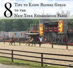 8 Tips to Know Before Going to the New York Renaissance Faire @nyrenfair | TripleThreatMommy.com #familyactivity