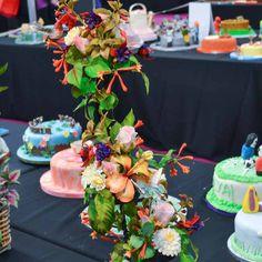 Cake International Floral Sugarcraft-2