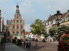 Stadhuis (City Hall) Culemborg (Holland)