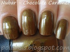 Nubar - Chocolate Caramel