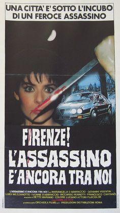 The Killer Has Returned (1986; Camillo Teti)