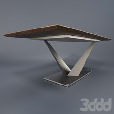3d модели: Столы - Miotto Selections Orsini Dining Table