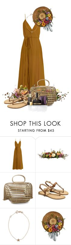 """""""🌼Field of flowers🌼"""" by lavanda79-1 ❤ liked on Polyvore featuring Loup Charmant, Nearly Natural, Kismet and Tom Ford"""