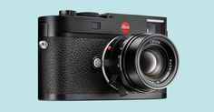 Leica's M Camera Is a $5,200 'Entry-Level' Rangefinder | WIRED