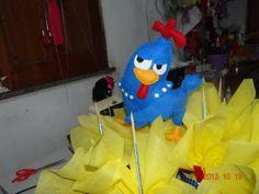 outra versão da galinha mais famosa do Brasil