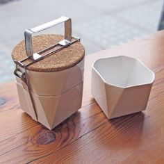 Tiffin Lunch Kit by Miss Sinclaire