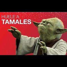 Tamales, tamales por todos lados. | Los 21 mejores memes de Star Wars que verás online
