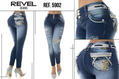 Pantalón colombiano Revel Jeans +Modelos en:  http://www.ropadesdecolombia.com/index.php?route=product/category&path=112  #pantalones #jeans #pantalonescolombianos