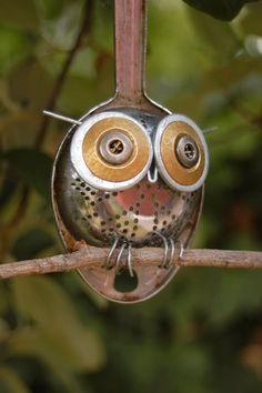 owl folk art