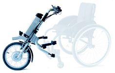 Firefly Electric Attachable Handcycle for Wheelchair Rio Mobility http://www.amazon.com/dp/B004WLMNTY/ref=cm_sw_r_pi_dp_gGvQub02NQZEY
