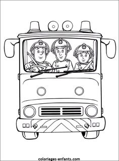 52 Free Fireman Sam colouring pages, free online sheets for fire fighters for children. These boys colouring book pages will be loved by your little man. Fireman Sam colouring sheets are fun and educational. Print, paint or colour in Sam and Friends Truck Coloring Pages, Coloring Pages For Boys, Cartoon Coloring Pages, Coloring Book Pages, Printable Coloring Pages, Coloring Sheets, Fireman Party, Fireman Sam, Party