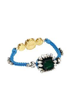Shourouk Baraka Samovar Blue Bracelet
