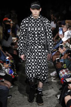KTZ Spring 2017 Menswear Fashion Show