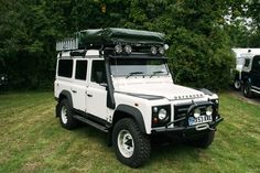 Land Rover Defender 110 Expedition/Overland
