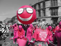 So…that went well! Our first West End Festival Parade Day was a huge success!