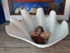 Concha em ceramica portuguesa
