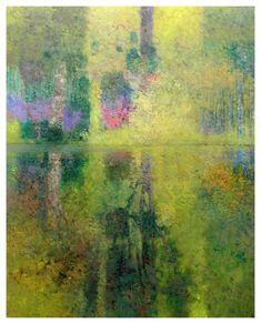 Mark English - Contemporary Artist - Landscape 15