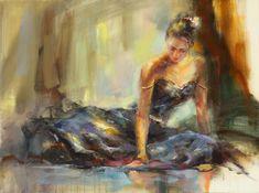 ♥ Artist: Anna Razumovskaya