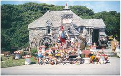 tintagel pixie house - Google Search