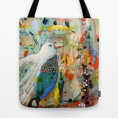 Sylvie Demers Solid-Faced Canvas Print Wall Art Print entitled Vers Toi, None Painting Prints, Wall Art Prints, Canvas Prints, Insect Art, Colorful Wall Art, Artist Canvas, Bird Art, Abstract Backgrounds, Abstract Art