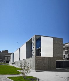 """INTRAS"" Center for the Mentally Disabled / Amas4arquitectura"