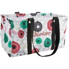 Large Utility Tote...one of my favorite things right now!!!