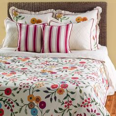 Abigail Duvet Set >> So very pretty!