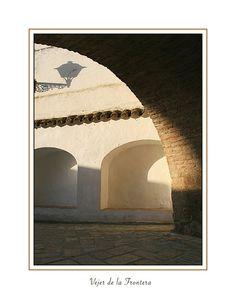 Sol y sombras II - Vejer de la Frontera, Cadiz