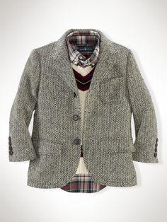 Princeton Jacket - Boys 2-7 Suits & Sportcoats - RalphLauren.com