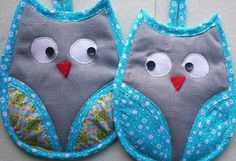 Free Sewing Patterns & Projects For Your Kitchen 15 Free Sewing Patterns & Projects For Your Kitchen. List of free Free Sewing Patterns & Projects For Your Kitchen. List of free sewing… Diy Sewing Projects, Sewing Projects For Beginners, Sewing Hacks, Sewing Tutorials, Sewing Crafts, Sewing Tips, Sewing Ideas, Easy Projects, Owl Patterns