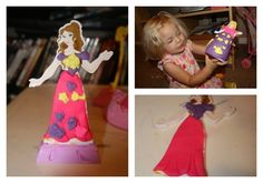 Such a fun princess play-doh set!