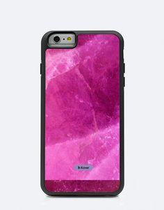 funda-marmol-fucsia Galaxy Phone, Samsung Galaxy, Pretty In Pink, Iphone, Mobile Cases, Hot Pink, Lilac