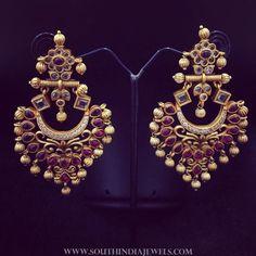 Ruby+Earrings+From+Accessory+Villa