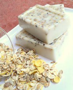 Natalia Cruz (EnJabonArte): Jabon de Cereales - Pequeño Tutorial