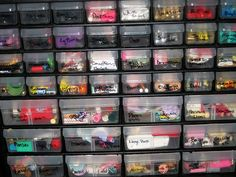 Looked up barbie storage for ideas for roses Barrie's this was the first search result!