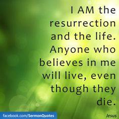 """""""Without the resurrection, Christianity would be so much wishful thinking, taking its place alongside all other human philosophy and religious speculation."""" ~ John MacArthur"""