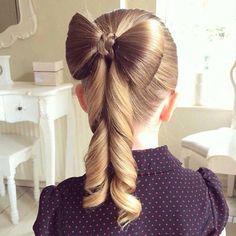 Bow curls
