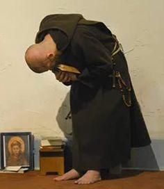Monge Venerando da Arquetipo Do Monge